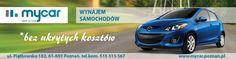 banner dla wypożyczalni samochodów