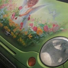 Image shared by hunny bunny. Find images and videos about vintage, nature and car on We Heart It - the app to get lost in what you love. Arte Fashion, Art Hoe, Cute Cars, Little Doll, Aesthetic Photo, Aesthetic Vintage, Looks Cool, Goblin, Faeries
