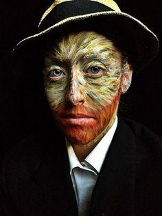 Van Gogh - makeup artistry