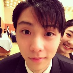 He kinda looks like a girl here. So adorable! xD