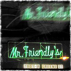 Mr. Friendly's Columbia SC