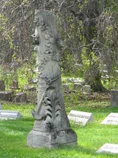 A Grave Interest: Woodmen of the World and the Tree Stone Grave Markers