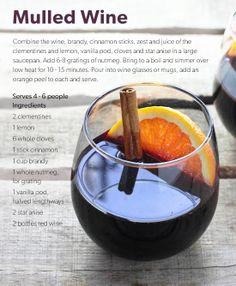 mulled wine recipe more wine recipes mandarin mulled beer recipes wine ...