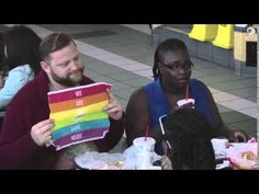 """PROUD WHOPPER - BURGER KING / """"Even if we look different, we are all the same inside""""  Applying the message to the real experience! Special burger but the inside is the same as usual."""