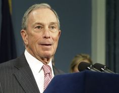 New York City Mayor Michael Bloomberg giving another $350 million to alma mater Johns Hopkins (Photo: Frank Franklin Ii / AP)