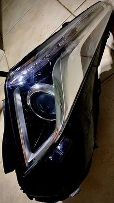 """Cadillac CTS OEM HALOGEN HEADLIGHT TI 2015 2016 2017 2018 2019. Condition is """"Used"""". Shipped with USPS First Class. REVIEW PHOTOS FOR FLAWS IN OUTER for Sale in Jupiter, FL - OfferUp Halogen Headlights, Jupiter Fl, Cadillac Cts, First Class, Oem, Conditioner, Flaws, Photos, Cake Smash Pictures"""