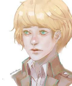 armin  I didn't really like the other one I did last night, so I cleaned it up a bit.