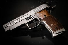Sig Sauer P226 X5 - http://www.RGrips.com