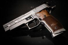 Sig Sauer P226 X5 - http://www.RGrips.com