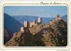 France - 11 - Aude - Les Chateaux de Lastours - Voir Scans Recto-Verso