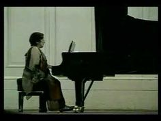 """Rosalyn Tureck plays Aria with Thirty Variations, BMW988 Clavierubung, Part IV (""""Goldberg Variations"""")  Taped live in St. Petersburg during Turecks historic 1995 tour to Russia. Because of the connection between St. Petersburg and the teachers who guided her musical development, Tureck considered her trip to the city a return"""