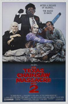 the texas chainsaw massacre part 2 (d. tobe hooper)