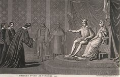 Mary's first husband was Francis the Crown Prince, and later King, of France. When they were married Mary was 15, Francis was 14.