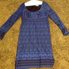 ♦️Reduced♦️ Blue/Black Dress Beautiful dress size 6 OC❤️OC Dresses