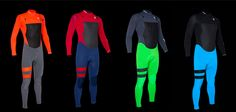Lighter, warmer and more flexible than ever. Shop new Fusion wetsuits at http://www.hurley.com/mens-wetsuits