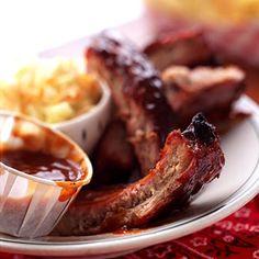 Oklahoma Joe's Tasty Ribs...absolute best way to make tender ribs