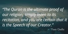 You can listen to many of the greats recite the Qur'an and follow along in your own language -