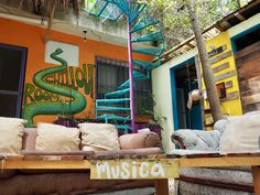 TULUM - YUCATÁN Co.conamor the best vegetarian and vegan restaurant in Tulum City !