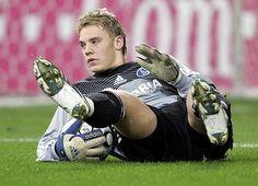 Torwart: Schalkes Manuel Neuer löste überraschend dmen Torwartrecken ...