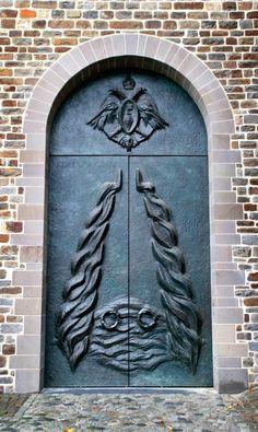 Basilica of Saint Servatius doors ~  Netherlands