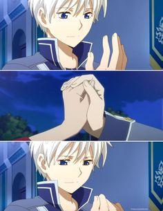 Akagami no Shirayuki-hime - Snow White with the Red Hair - Prince Zen ♥