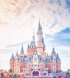 Princess Aesthetic, Disney Aesthetic, Drawing Art, Art Drawings, Disney Castles, Disneyland Princess, Central Plaza, Magic Kingdom, Disney Art