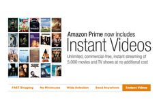 "{Paste Magazine} The 50 ""Best"" Amazon Prime Instant Videos"