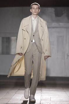 #Menswear #Trends Maison Martin Margiela Menswear Spring Summer 2015 Primavera Verano #Tendencias #Moda Hombre