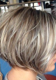 43 Picture-Perfect Textured Bob Hairstyles | Hair | Pinterest ...