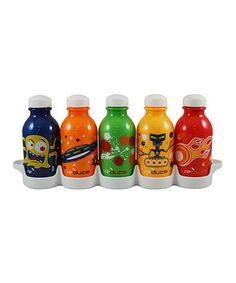 Another great find on #zulily! WaterWeek Cosmic 10-Oz. Water Bottle Set by Reduce #zulilyfinds