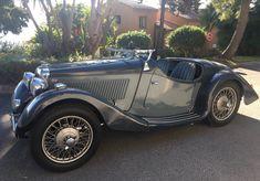 eBay: Hillman Aero Minx Streamlined 2-Seater 1935 Art Deco Streamline by Freddie March #pre1960s #cars