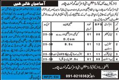 City District Government Jobs 2018 In Peshawar For Cashier And Assistants https://www.jobsfanda.com/city-district-government-jobs-2018-peshawar-cashier-assistants/