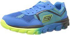 nice Skechers Kids 95672L Go Run Ride - Supreme Athletic Running Shoe (Little Kid)