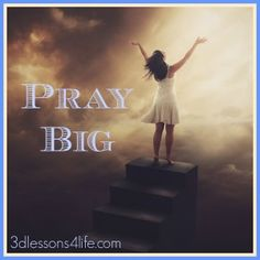 Pray Big 31 days of prayer challenge