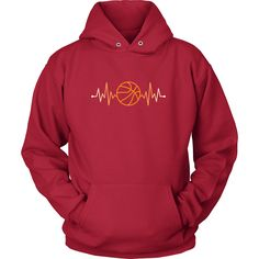 Basketball Rhythm Basketball Pulse Sport T Shirt