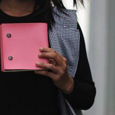 """And a soft pink color too . . Add @hibrkraft (please use """"@"""") di LINE kamu atau chat langsung untuk pemesanan order pricelist dan katalog! Selain itu kami juga akan post info dan trivia menarik seputar dunia penulisan journalling sketch dan lainnya :) . . #journal #productphotography #handicraft #leather #bukuunik #travelnote #photography #bookbinding #booklover #handmade #giftideas #jualsketchbook #hadiahwisuda #traveljournal #leathernotes #bandofun #weddinggifts #sketchbook #journalling…"""
