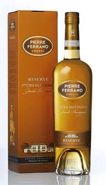Cognacs Ferrand - Cognac 1er Cru Réserve
