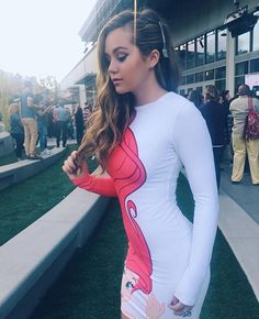 Gorgeous girls in tight dresses will always be irresistible. Gorgeous girls in tight dresses will always be irresistible. Hollywood Fashion, Brec Bassinger Hot, Bella And The Bulldogs, Nickelodeon Girls, Disney Actresses, Non Blondes, Star Girl, Beautiful Celebrities, Beautiful Women