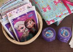 Happy Hostess : A Frozen Party | North Phoenix Moms Blog