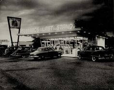 Custard's Last Stand was a cleverly named and popular ice cream spot in Long Beach in the 1950s.