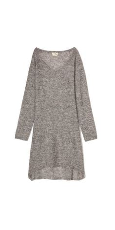 Sunday Sweater Tunic by Yerse. Perfect with the YERSE Wool Felt Fedora Hat!  WWW.SHOP-SOUVENIR.COM