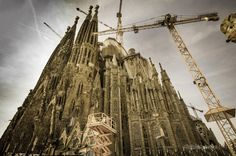 ITAP of the Sagrada Familia in its perpetual state of construction http://ift.tt/2lA5EJd