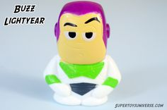Disney Wikkeez Buzz Lightyear from Toy Story #Disney #wikkeez #disneywikkeez #Buzzlightyear #toys #toystory #Pixar
