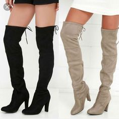 d098318083a Nwt- Akira Thigh High Boots Thigh High Boots