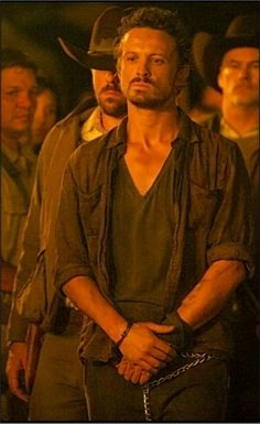 Sebastian Monroe via Revolution; there's just something about the bad boys
