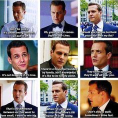 Harvey Specter quotes from Suits Serie Suits, Suits Tv Series, Harvey Specter Suits, Suits Harvey, Suits Show, Suits Tv Shows, Suits Quotes, Tv Quotes, Qoutes
