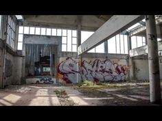 It's hard to think of graffiti artists as the scourge of the earth after watching this time-lapse video