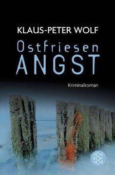 Ostfriesenangst von Klaus-Peter Wolf, BookLikes.com #books