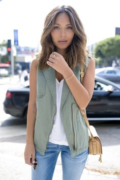 How to Style Denim From Day to Night - Life With Me by Marianna Hewitt