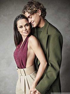 Male Fashion Trends: Las parejas top de la moda muestran perfectos looks para Esquire USA #Editoriales #Moda #Estilo #Revistas #Pareja